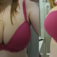 Bra fitting at M&S
